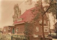 Het huis van meester Nellen aan de Vlasvenstraat