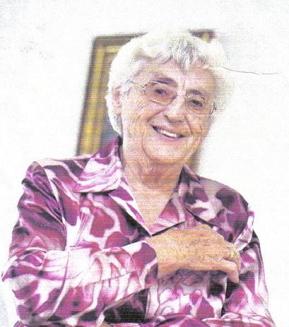 Jo in 2009