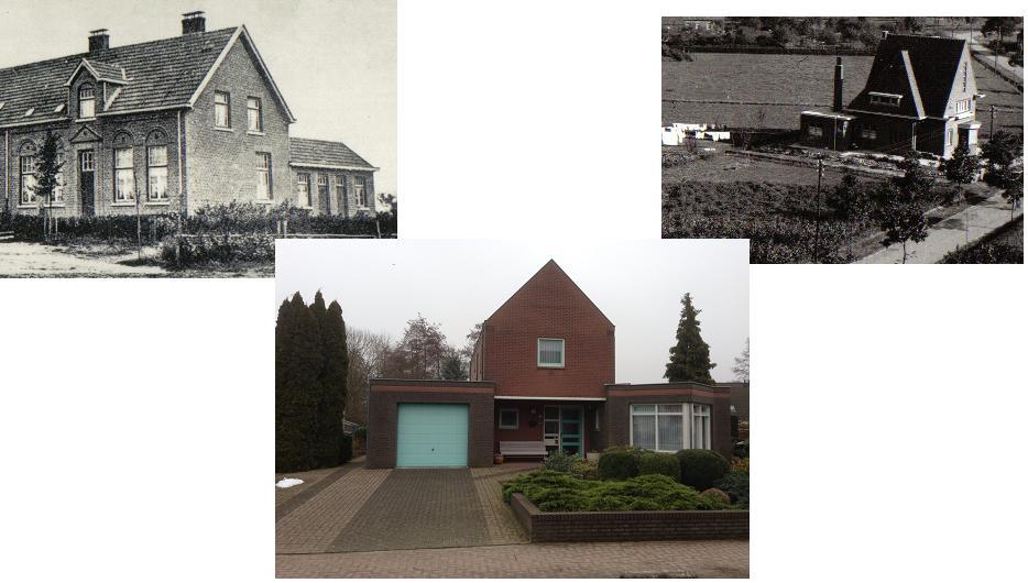Jo's 3 huizen