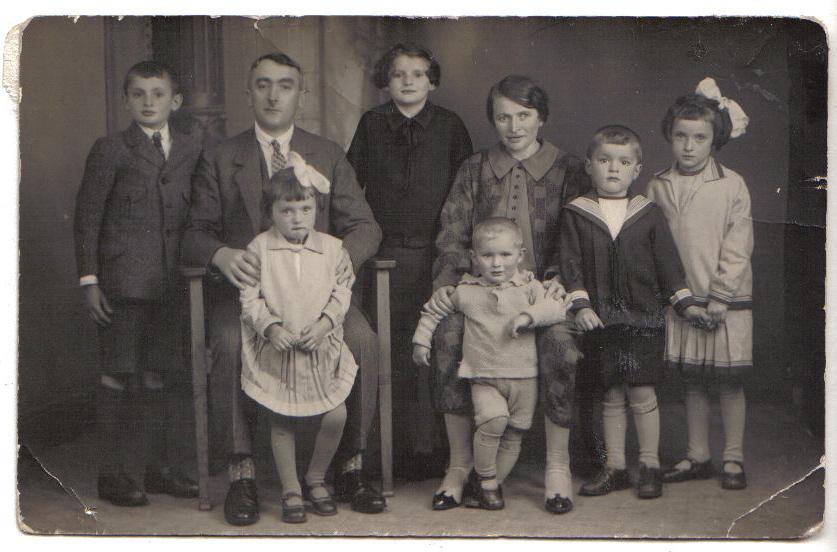 Familie Meester Nellen