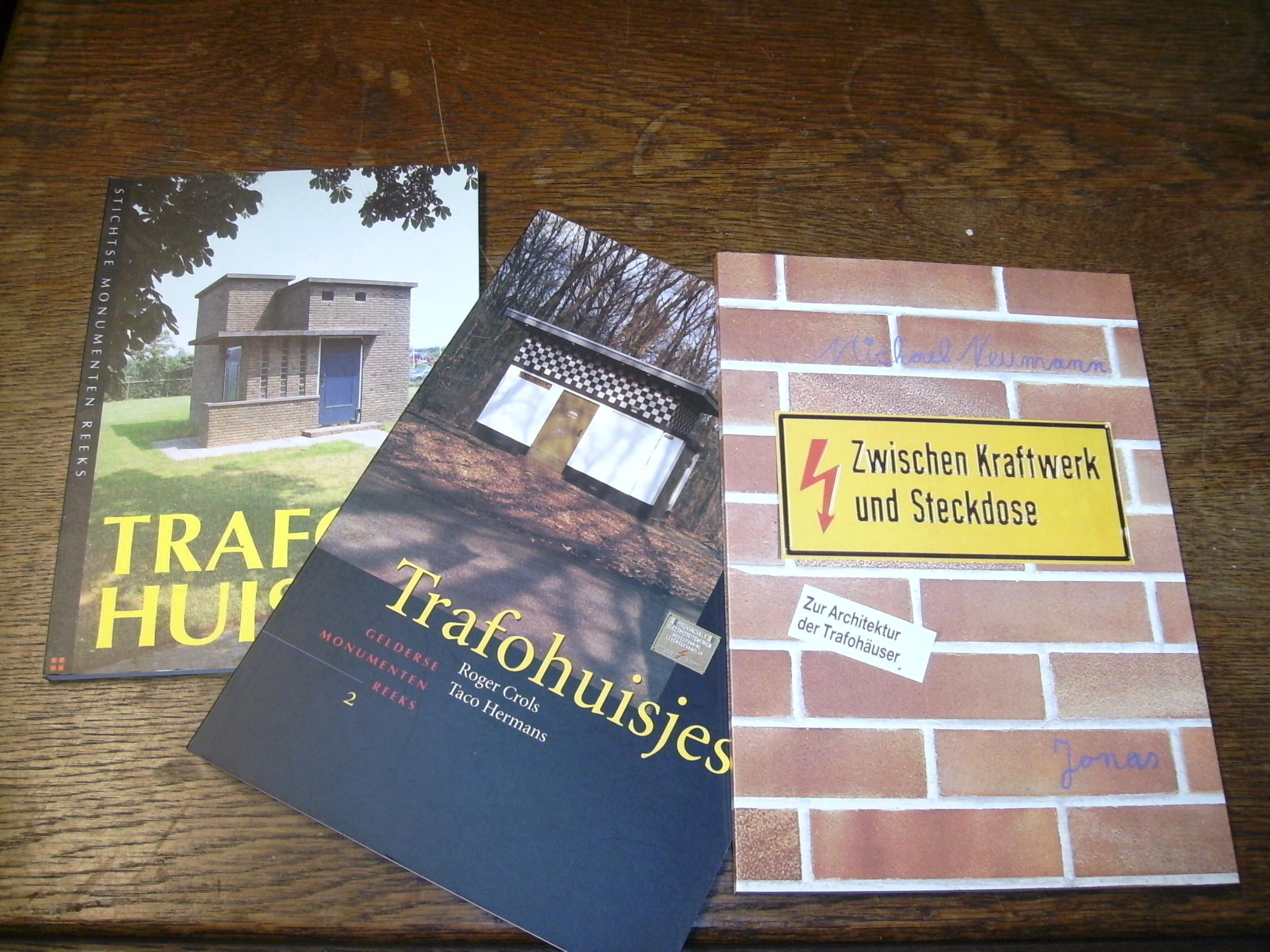 Trafohuisjes boeken