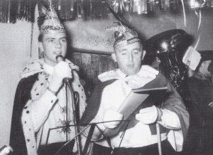 De eerste prins in 1963.