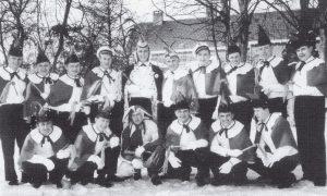 Eerste raad van Elf in 1963