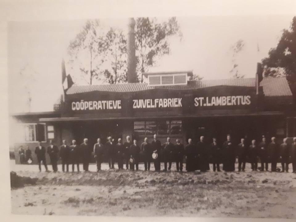 Coöperatieve Stoomzuivelfabriek Sint-Lambertus Horst