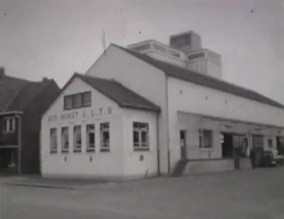 Boerenbondgebouw Horst rond 1970