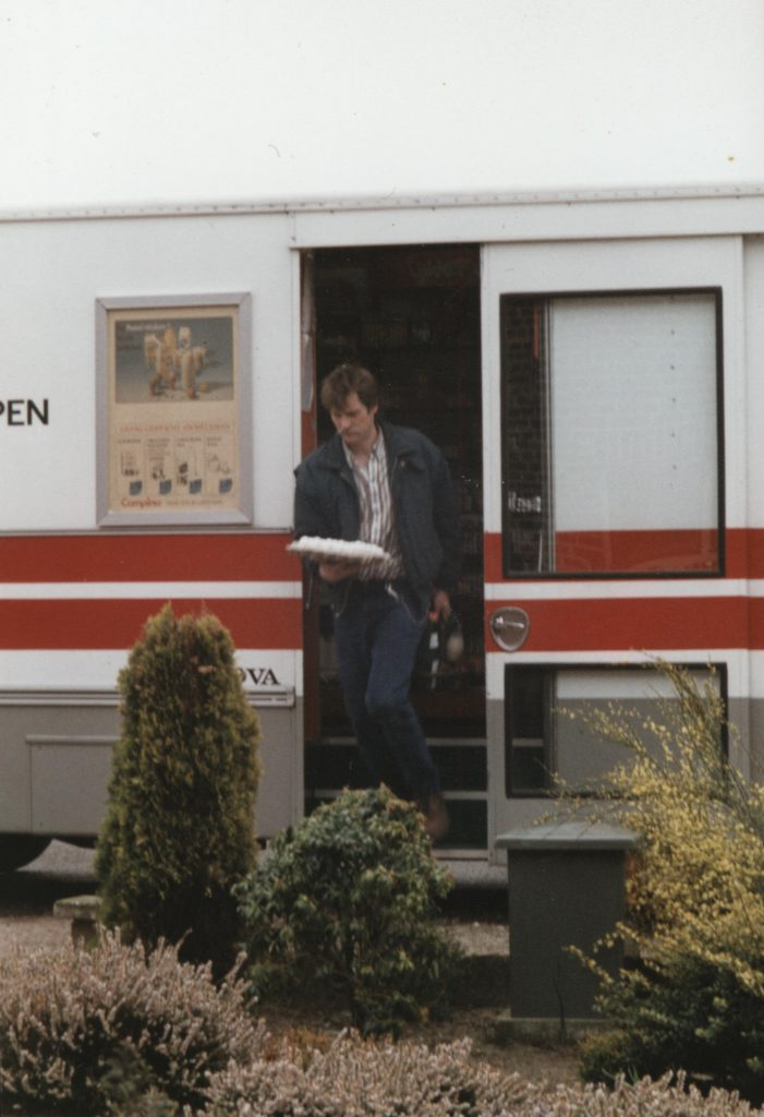 Ton Lenssen in 1989