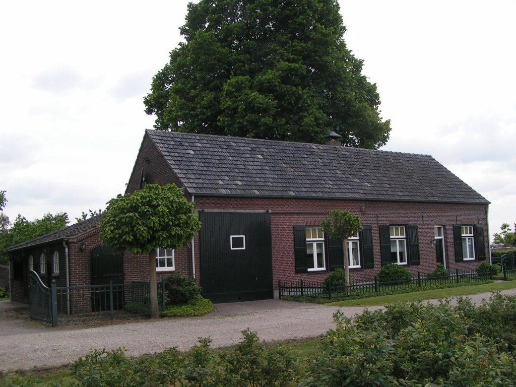 Rond 2016. Huis Nieuwenhofweg 5
