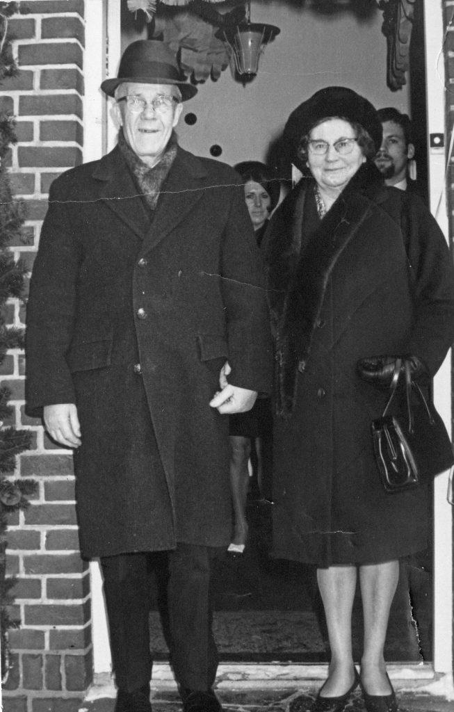 Grad-en-Henriette_getrouwd-50-jaar_1982