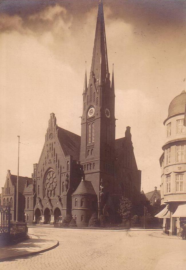 Onbekende kerk